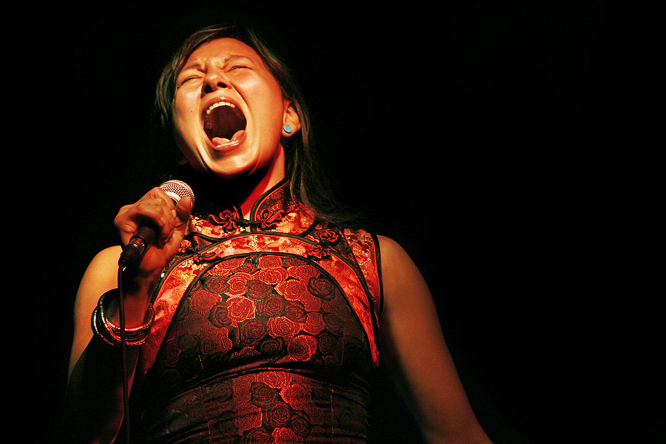 Tanya Tagaq in Concert with Nanook of the North