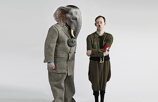 Back to Back Theatre's Ganesh Versus the Third Reich, Out There 2012