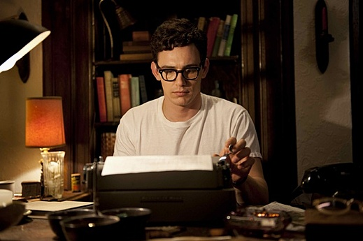 James Franco as Alen Ginsberg in Rob Epstein and Jeffrey Friedman's Howl